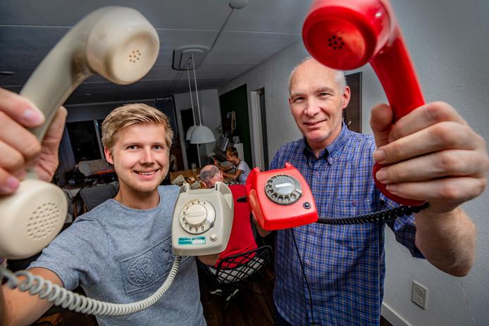 【荷蘭怎麼老】記憶回不去,但幸福可以!幫失智老人打造「奇蹟電話」