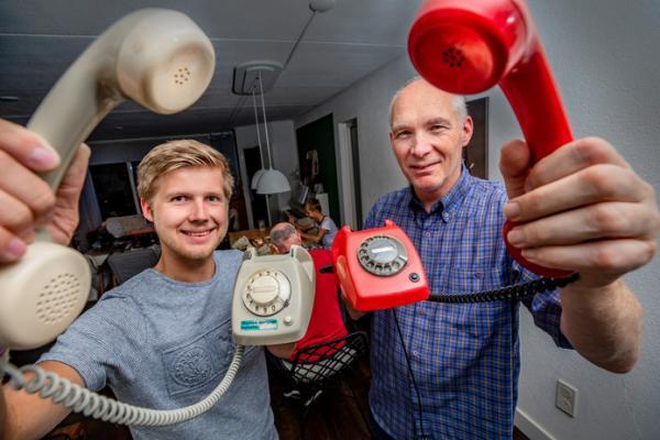 記憶回不去,但幸福可以!幫失智老人打造「奇蹟電話」