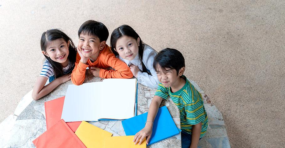 未來親子攜手雲門教室,讓孩子跳出自己的舞、創作自己的雜誌,享受做自己的快樂!