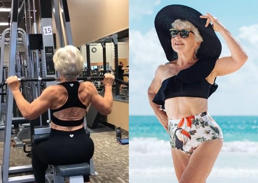 健身3年減27公斤!74歲Joan:給過去自己的6個人生建議,早點開始更享福