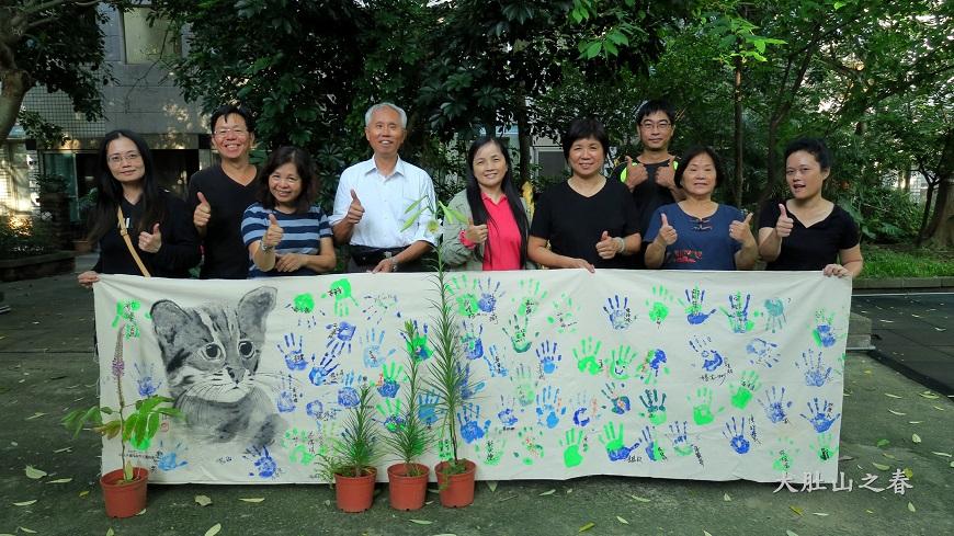 退休金給天地!50歲吳金樹買山林護石虎:大自然比人生命更長