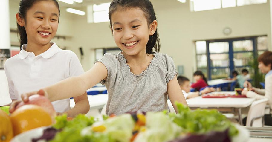 孩子碗中的未來!從營養午餐開始,為孩子打下健康的基礎