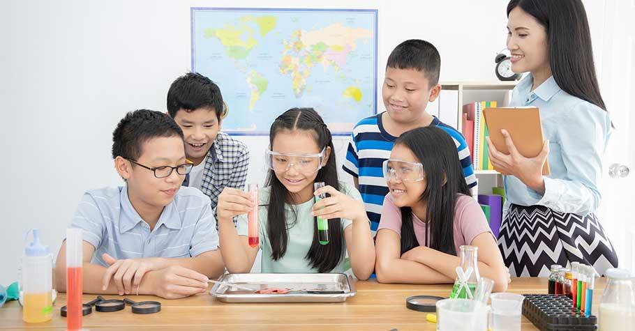 孩子會因為受到「溫柔而期望的眼光」而變聰明!一場實驗性質的智力測驗,竟讓普通的孩子變優秀