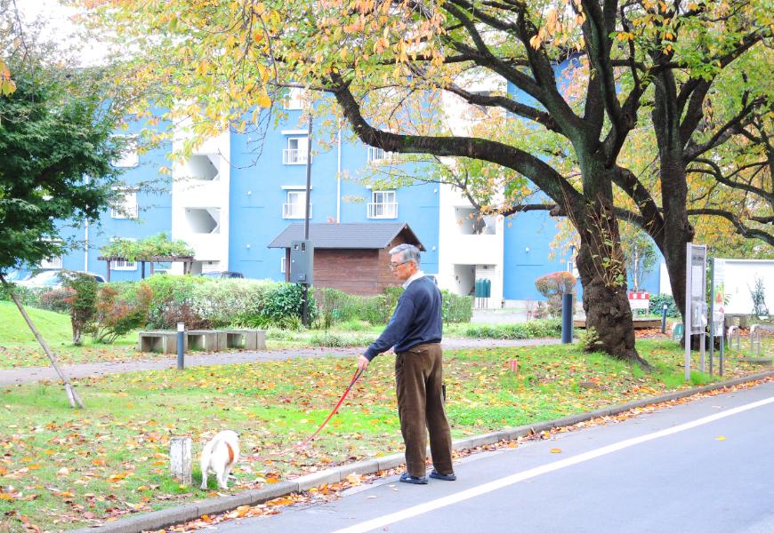 避免孤獨死,又保有獨居自由的日本高齡住宅YUIMARU