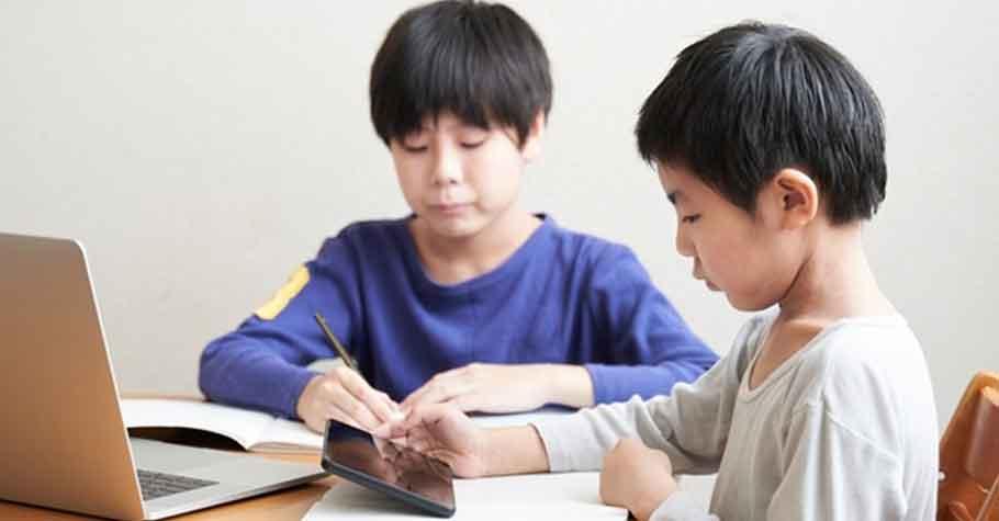 神老師》孩子缺交很多作業,線上詢問他缺交作業的狀況,阿嬤卻說:「恁老師揪派在罵人了」