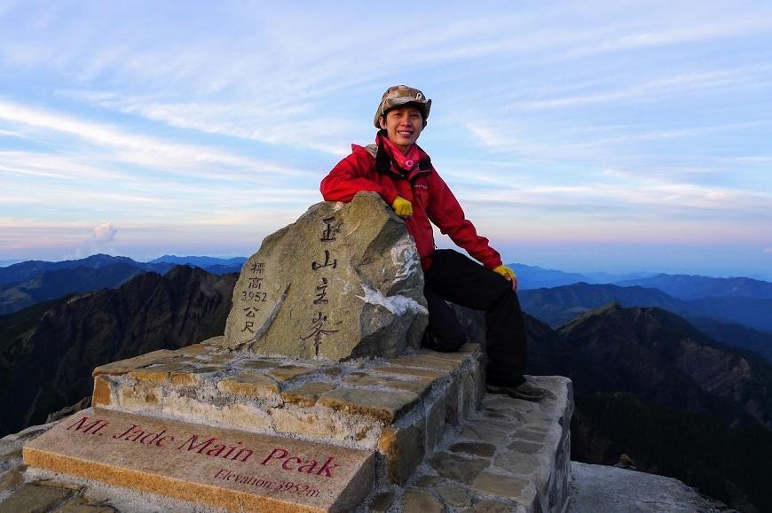 中年徬徨時,去爬山吧!周倩漪:山能驅逐負能量,平靜你的心