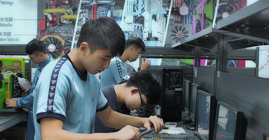 孩子理工強,升學之路該如何安排?以資訊為鑰,為投身資訊業與電競業做準備