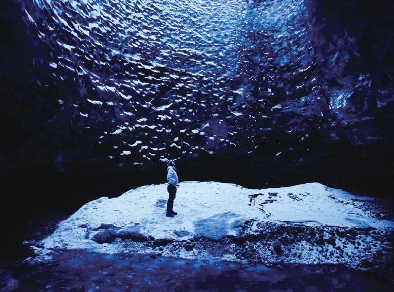 此生一定要挑戰的絕美壯闊!冰島藍冰洞與冰川健行旅行入門