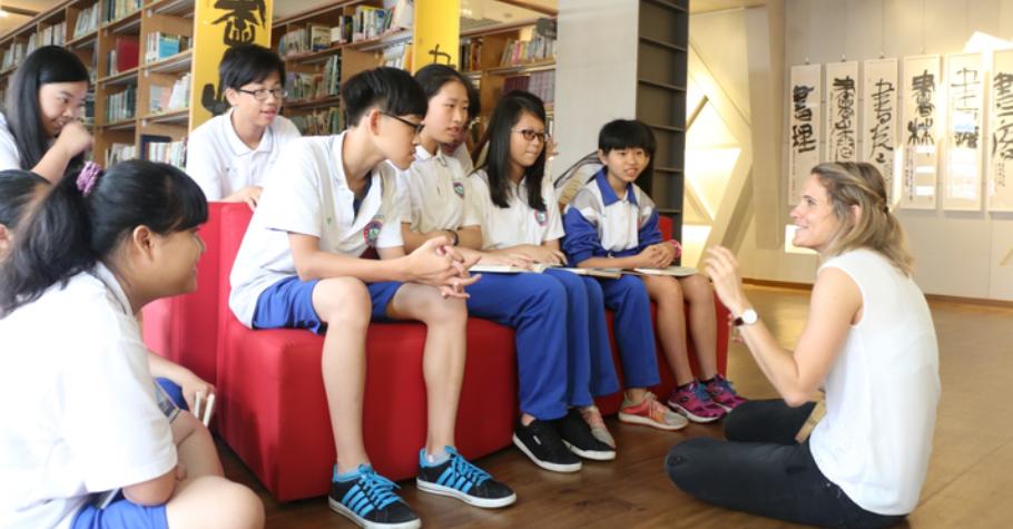 新北市6所高中開辦國際文憑,提供學生未來生涯的國際選項