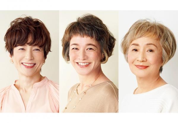 白髮一直冒,怎麼染髮較耐看持久?微白、半白、全白的染髮造型建議