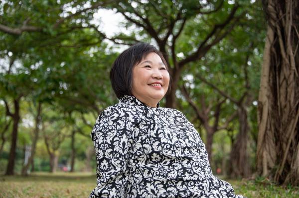 曾只帶6萬去日本生活8年!65歲姚巧梅:老後煩惱的事,有九成都不會發生