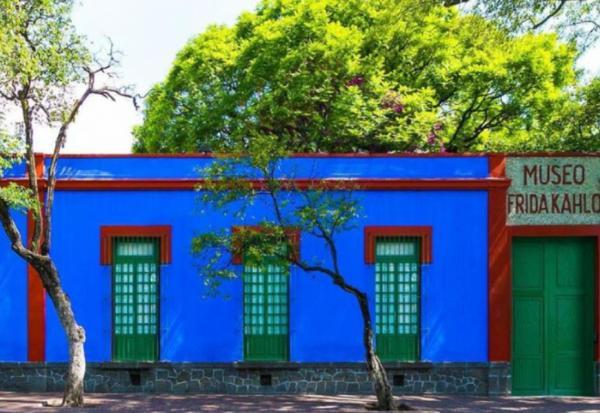 她是畫家、文化偶像與女權先鋒!墨西哥芙烈達卡蘿博物館線上看,到美麗故居「藍屋」一遊