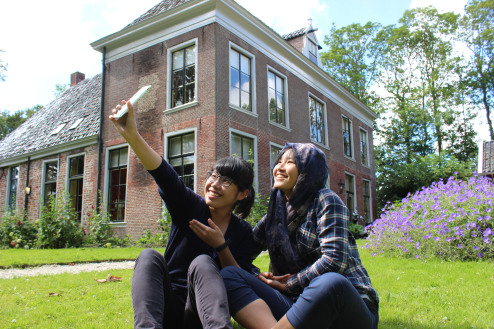 住養老院怎麼High?兩個台灣醫學院學生在歐洲安養機構學到的一課