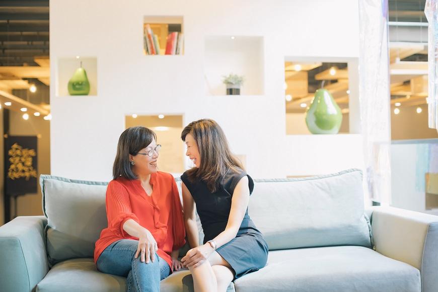 母親與我,我與兒女 廖玉蕙╳平路:放下期待,彼此都是想被理解的「人」