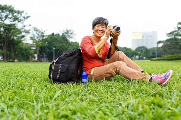 50歲到美國讀大學、自助旅行、還想考空服員! 丘引:活得更像我要的自己