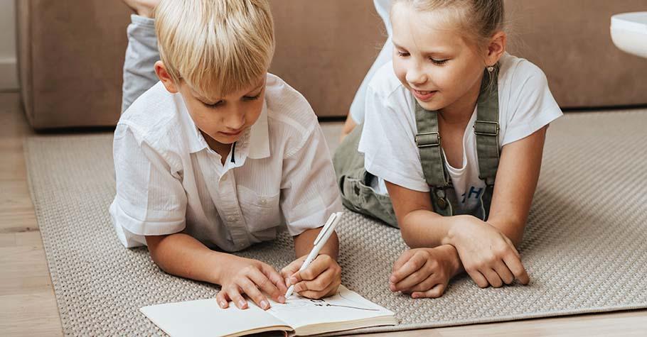 從同理一個不會寫作文的孩子開始,讓孩子成為真實的自己,進而願意用文字表達自己