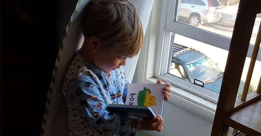 以一本耐讀的書 開啟孩子愛上閱讀的視界
