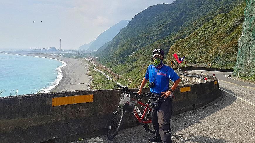 不為人知的地方才有動人風景!58歲林坤茂一人單車環島之旅