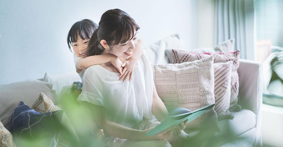 孩子並不需要一個完美的媽媽,而是需要一個感到自由快樂的媽媽