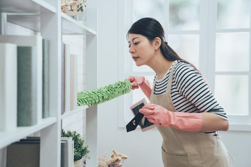 【林黛羚專欄】家中容易積灰塵或壁癌怎麼辦?舊屋裝修這樣做