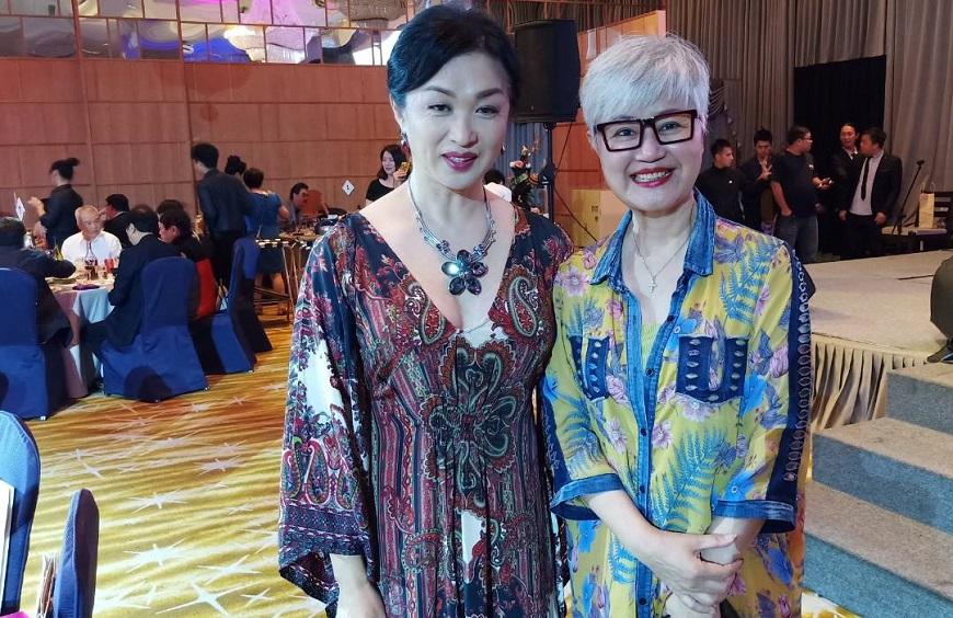 【高愛倫專欄】魅力不靠他人,而是自我的「足夠」—中國舞蹈家金星傳奇