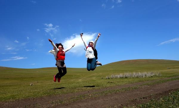 70歲也能和女兒自助旅行!果媽&林果:最好的陪伴,就是一起冒險