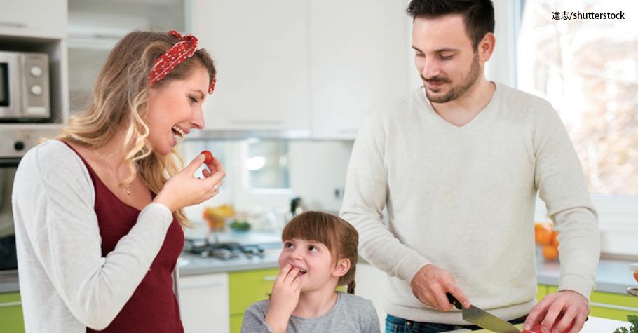 孩子會挑食,可能是爸媽「太用心」造成的?美研究發現:挑食小孩背後都有對飲食要求嚴厲的父母