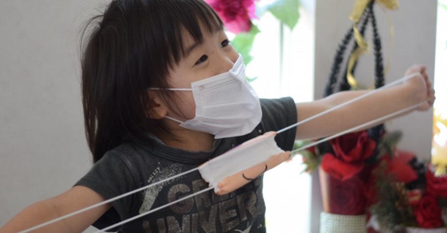 感謝每一位勇敢面對疫情的臺灣囝仔!也讓我們帶孩子更認識病毒,才能學會與病毒共存,戰勝疫情!