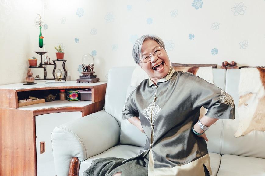 老年如何可愛?78歲郁楊婀娜:少說晚輩壞話,做自己開心的事