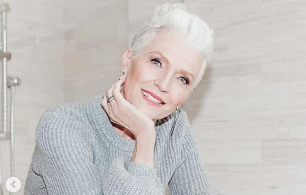 50後飲食靠計畫!72歲超模梅伊馬斯克:善用水煮蛋,體力好又不易胖