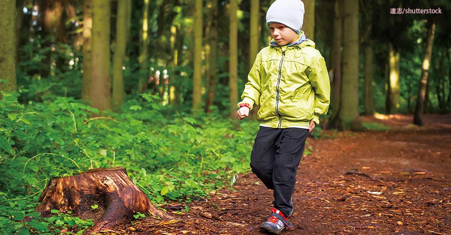 荷蘭〉半夜把孩子丟到森林,訓練他們獨立