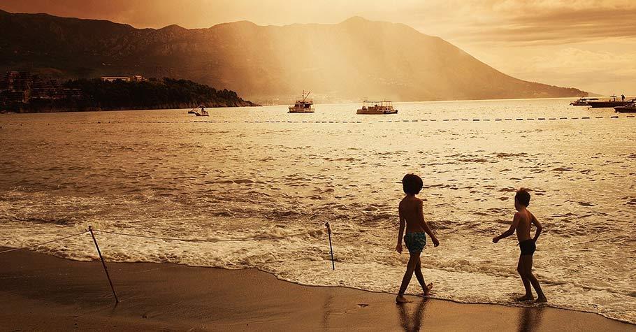 當孩子認清了人生真實的樣貌時,也等於跨入了成長的另一個階段