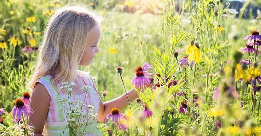 當父母願意帶著孩子一起好奇的探索與我們生活息息相關的自然生態,孩子的心也會變得寬廣且柔軟