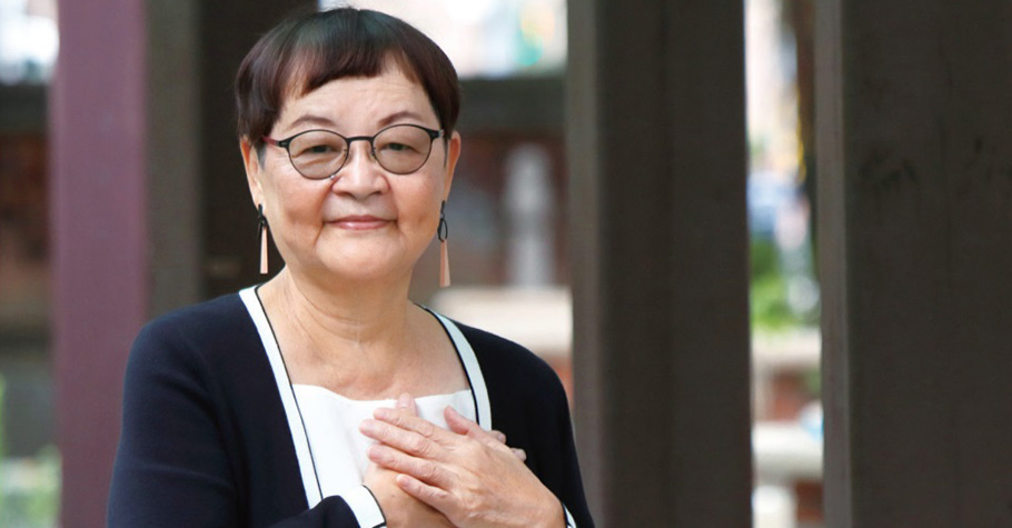 前東海大學社工系系主任 武自珍:更新大腦詮釋檔案,改善親子關係