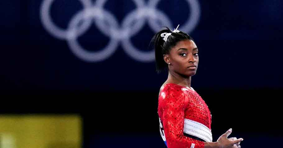 那些憂鬱的金牌選手》「贏了世界又如何?我根本一點也不快樂,全世界的重量都壓在我的肩膀上」
