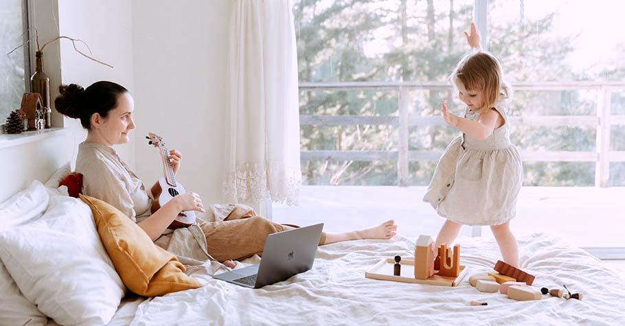 父母先顧好自己穩住自己,更能在這個焦慮世代,做安心的教養