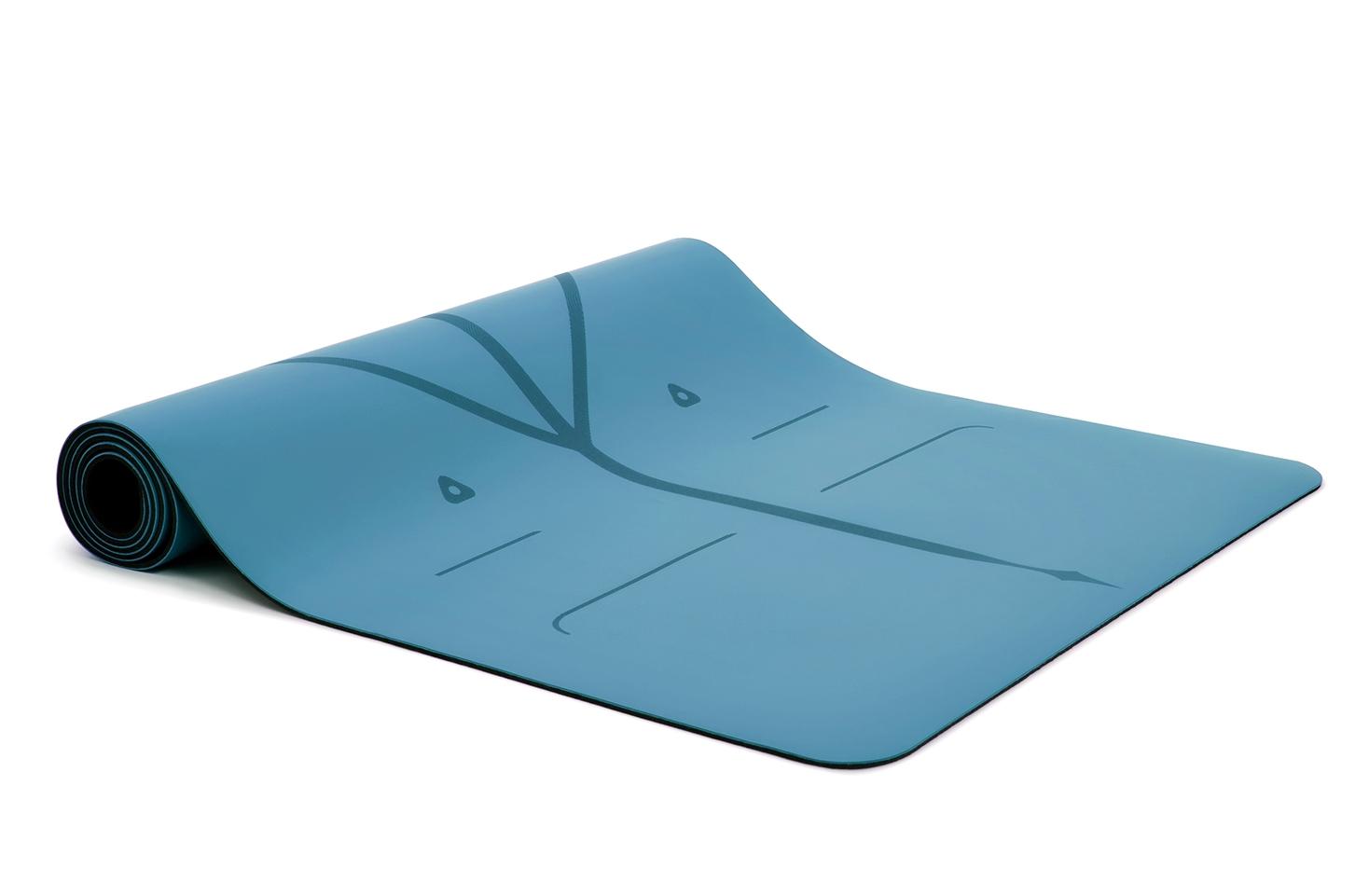 英國頂級LIFORME|經典瑜珈墊,增厚加大、適合家用