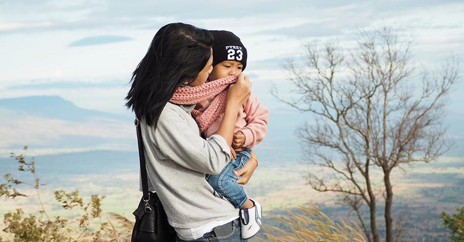 父母用相信和支持陪孩子勇敢面對困難,他就能走出獨一無二的成長道路