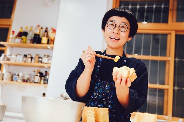 專訪料理家中島志保:一個人簡單吃,是下廚者的解放時刻