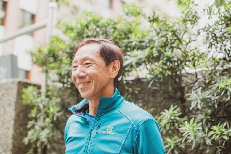 63歲爬過80座百岳!「 越野教父」何萬豊:因為喜歡台灣的山,想告訴更多人
