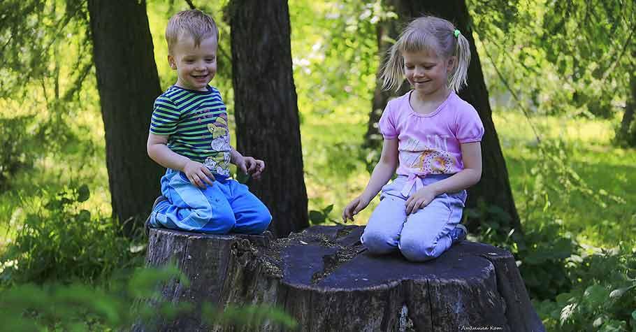 這個世界是我們從孩子那裡借來的,父母要帶著孩子一起培養對大自然的感激、尊重與關懷之心