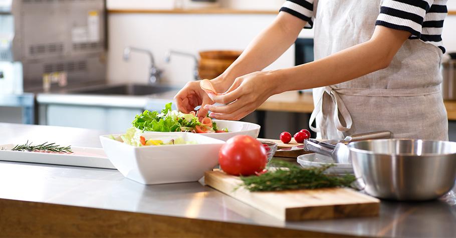 想讓孩子吃得好!施展餐桌魔法,爸媽也能輕鬆上菜