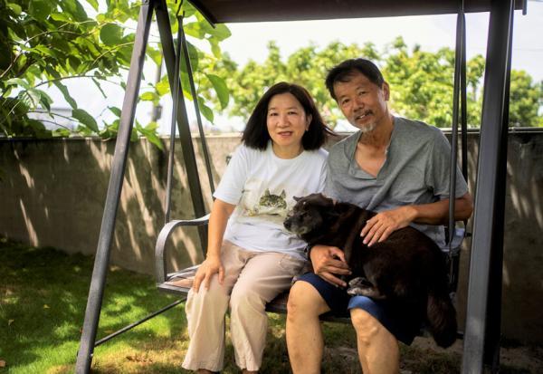 香港夫妻退休移居台東7年!郭羚:跟著大自然過生活,每天享受二三事就很滿足