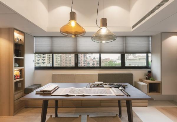 減少家務,時間留給享受!準退休夫妻50坪換屋8坪:如何小空間也住得舒服?