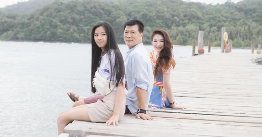 作家蔡詩萍:「年輕時,沒有情緒去懂父母;中年後,沒有時間去懂。」雖然我們不了解父親,但無妨於我們愛他