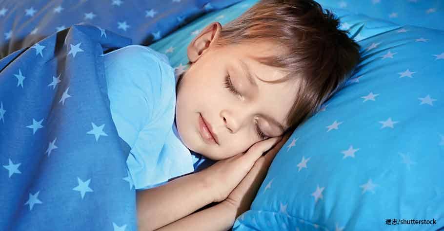 「孩子在學校都不午睡怎麼辦?」 澳洲:2歲後停止午睡 、增加夜間睡眠,有助大腦及健康發展