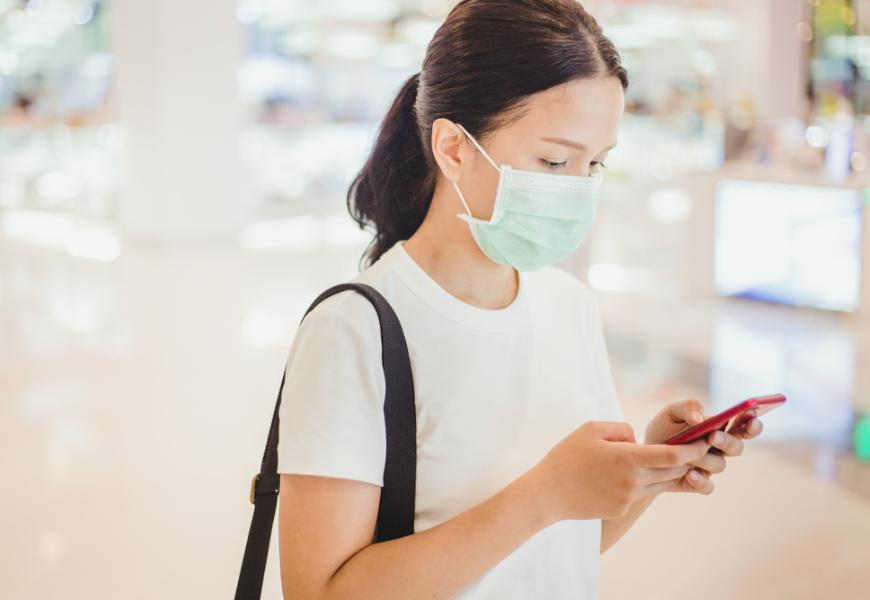 微解封後,出門如何防新冠病毒?醫師:做好8件事,特別要小心手機