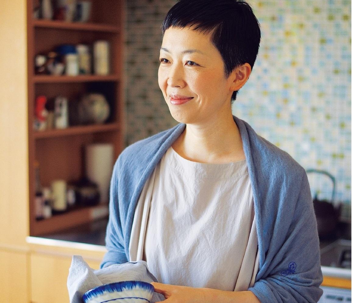 小川糸生活哲學:珍惜那些一直陪伴我們的器物,就是幸福