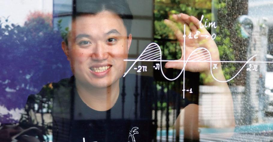 台灣大學醫學系 王郁翔:好習慣,讓人生主線、支線都精采
