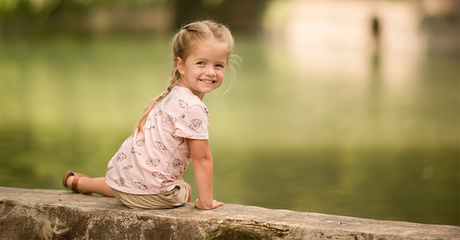 孩子都希望自己是父母心中的亮點